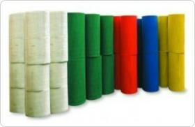 Rolls of fibre