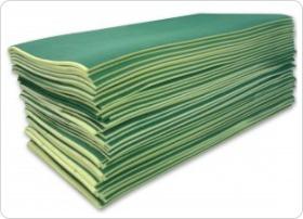 Sheets sponge and fibre