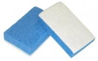 Spugna Azzurra con fibra Antigraffio