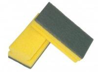 Spugna sagomata con fibra Abrasiva