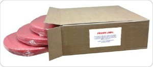 Box floor pads private label