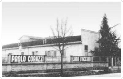 Vecchia fabbrica Corazzi